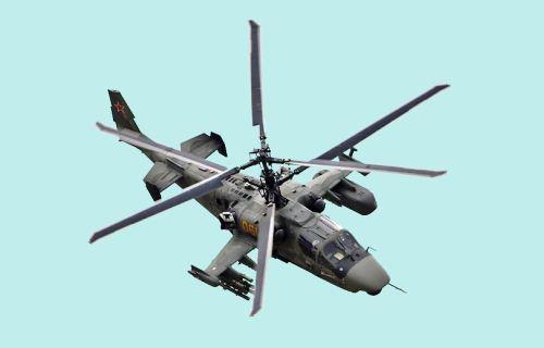 Ka-52 Hokum-B