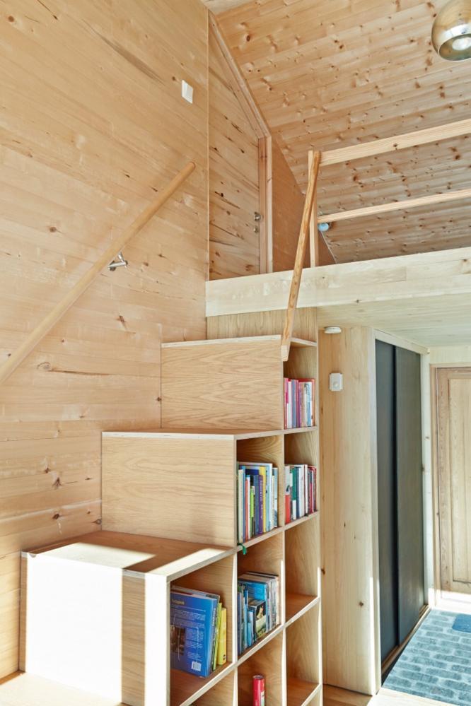 15 Stunning Scandinavian Bathroom Designs You Re Going To Like: Scandinavian Retreat.: A Cabin With A View