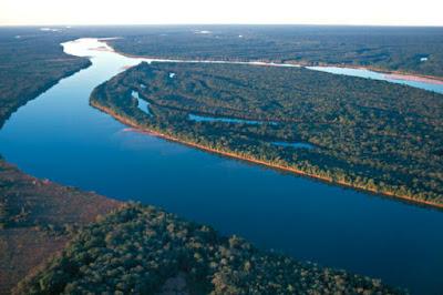 O rio Amazonas é mais velho do que se pensava