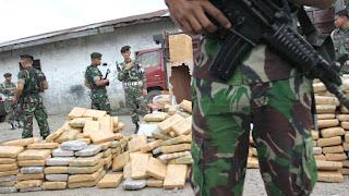 5 Negara Pengedar Narkoba Terbesar Di Dunia (Versi BNN) - Serem Gans !