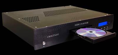 Audio Analogue Crescendo CD Player Crescendo%2Baudio%2Banalogue%2Bplayer