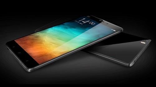 Hp Android Terbaik Xiaomi Mi Note Pro