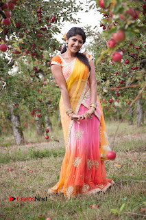 Telugu Actress Roshini Prakash Stills in Saptagiri Express  0007.jpg