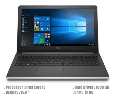 Dell Inspiron i5559-5347SLV