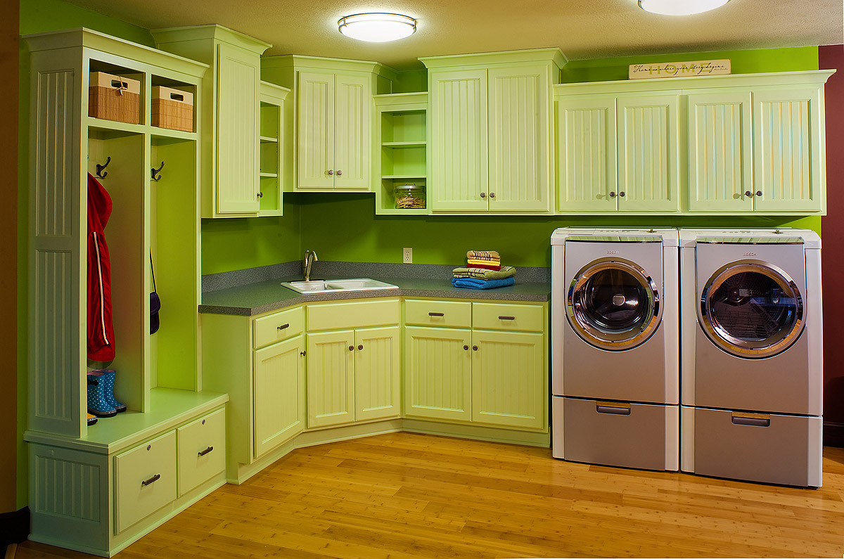 Magnificent And Breathtaking Laundry Room Designs