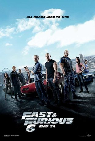 Fast & Furious 6 2013 Dual Audio Download BRRip 720p Extended Cut