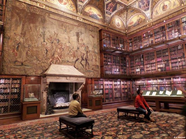 O que ver na Biblioteca e Museu Morgan