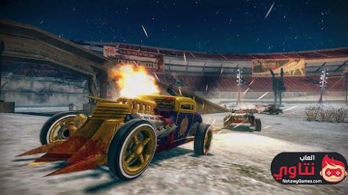 تحميل لعبة حرب السيارات - 2 Download Twisted Metal للكمبيوتر والاندرويد برابط مباشر