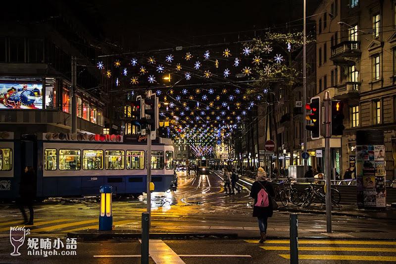 【瑞士景點】蘇黎世中央車站耶誕市集。全歐洲最大的室內耶誕市集