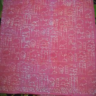 batik kota bekasi batik rawa pasung