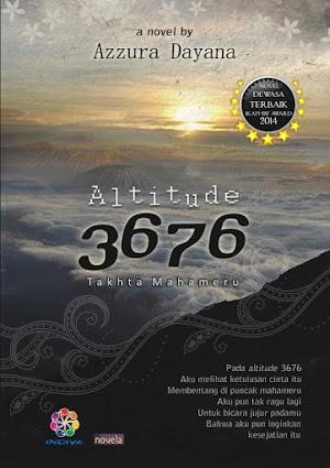 Altitude 3676 Takhta Mahameru, Karya Azzura Dayana