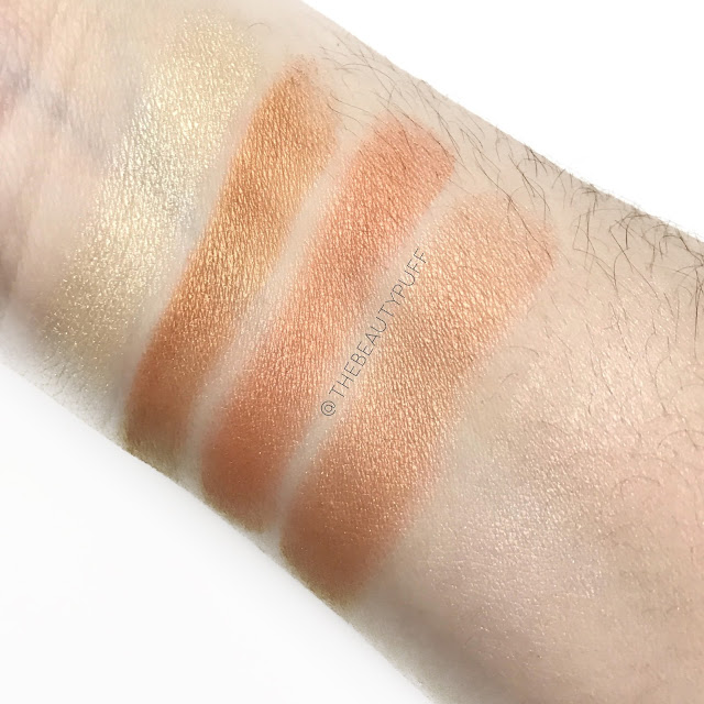 Milani Spotlight Swatches  |  Lusterhood