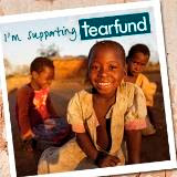 I blog for Tearfund
