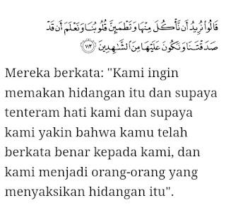 Nama  Surah Dalam Al -Qur'an Ke 1 - 10 Dan Kandungannya