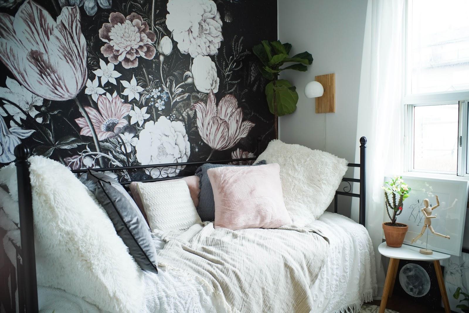 JYSK Tiny Room Makeover - THE PARTY PARADE