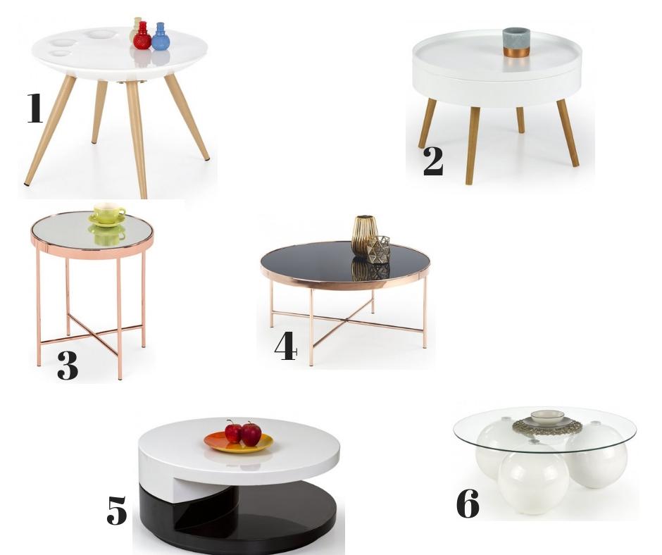 stolik w stylu
