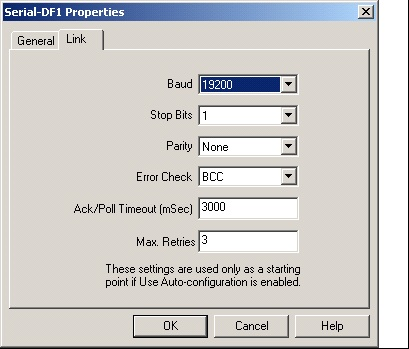 LearningPLC: Downloading Via DF1 to PanelView Plus or