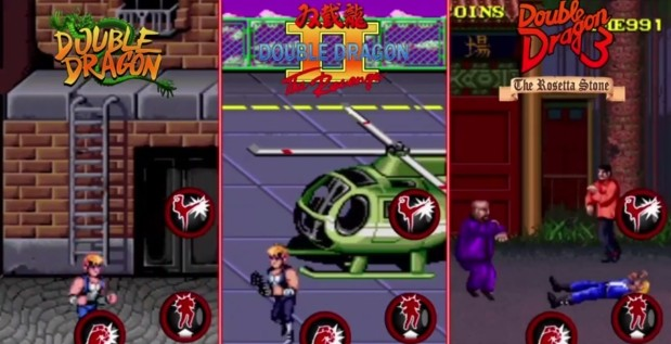 Double Dragon Trilogy Android Apk