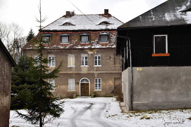 Pałac w Ciszycy- Kowary