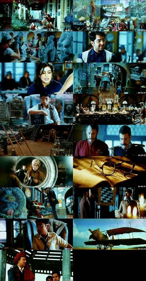 Hawaizaada (2015) Hindi DVDScr 480p [Audio Cleaned] 400MB Screenshot
