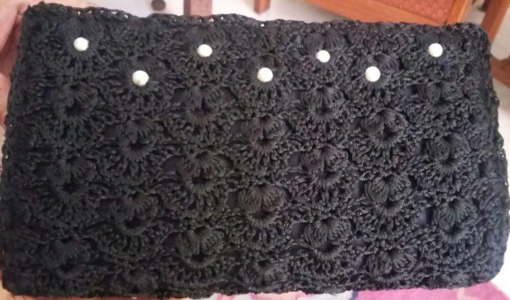 Sweet Nothings Crochet Conch Shell Purse