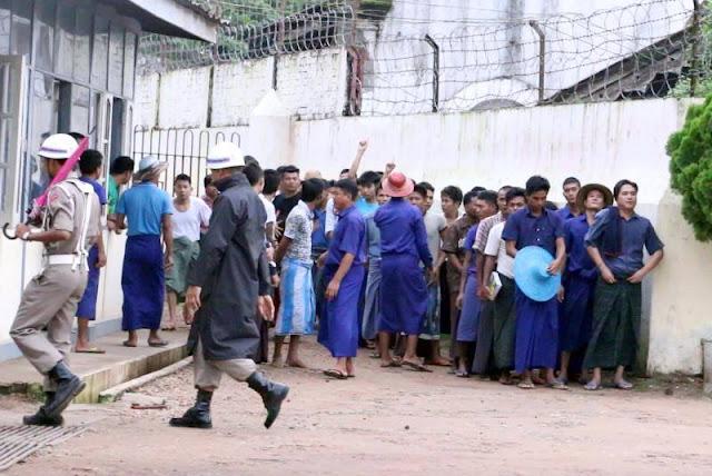 ေဆြ၀င္း (Myanmar Now) ● အက်ဥ္းေထာင္ ေျပာင္းလဲမႈအေၾကာင္း အစိုးရႏွင့္ SkyNet ပူးေပါင္းထုတ္လႊင့္