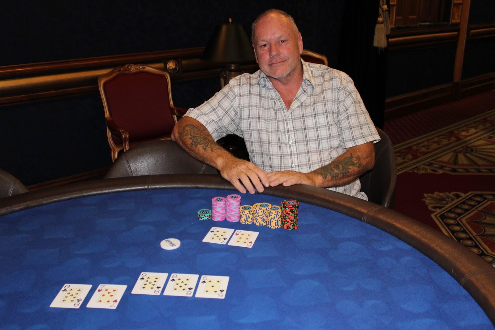 Texas Hold'em Poker Winner