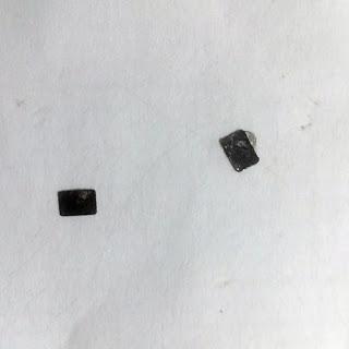 Bateria LG G3 Armadilha pecinhas retiradas