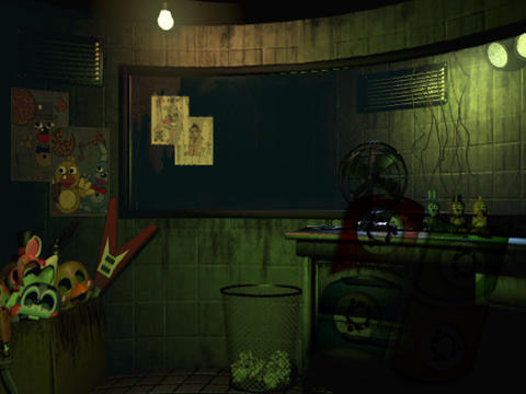 Download Five Night At Freddy's 3 APK Full Version