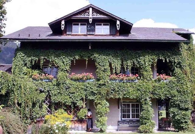 Die Villa Königsgarten in Bad Aussee © Copyright Monika Fuchs, TravelWorldOnline
