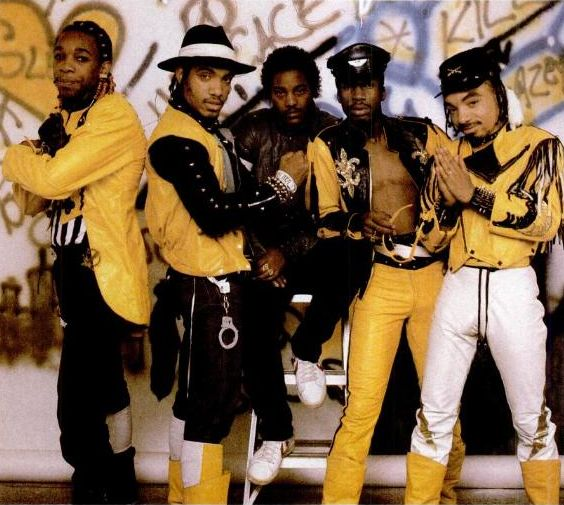 Grandmaster flash & the furious five the message (jerome robins.
