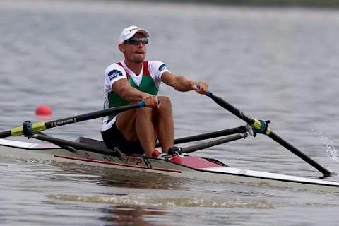 Megvan az esély arra, hogy Galambos Péter aranyérmes legyen az evezős világbajnokságon