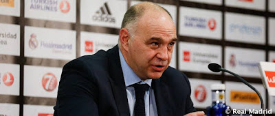 Previa Real Madrid - Panathinaikos : No volver a Grecia