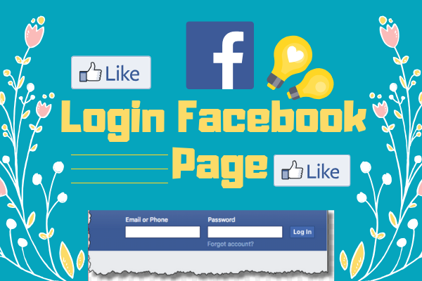 Welcome Facebook Page Login