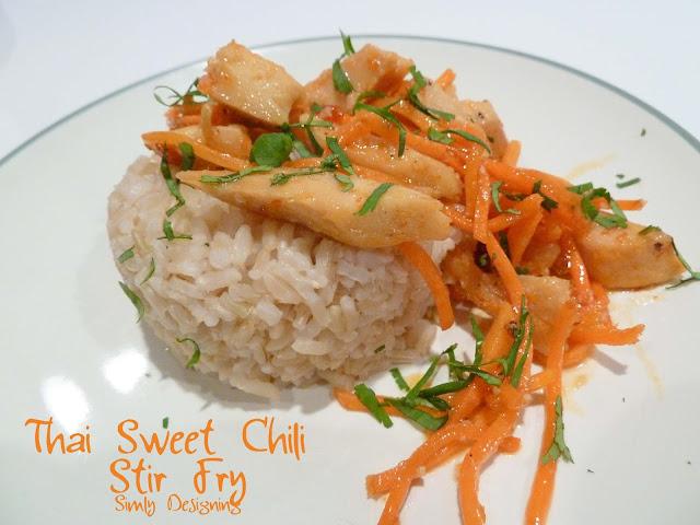 Sweet Chili Stir Fry 01a Thai Sweet Chili Stir Fry 8