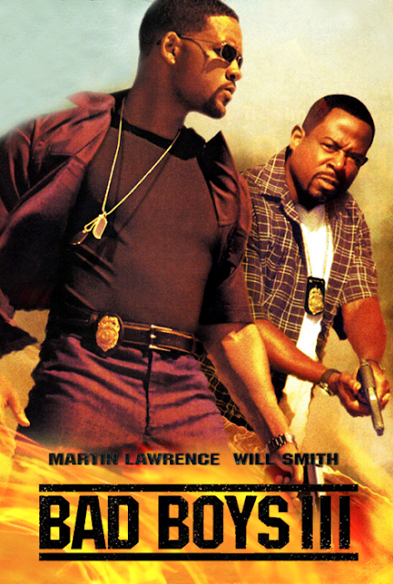 Bad Boys 3 Poster - Fan made