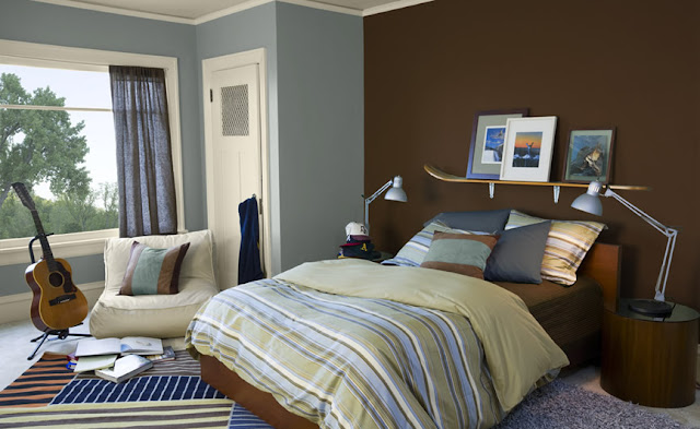 Color Your World: Ideal Colors For Teen's Bedroom