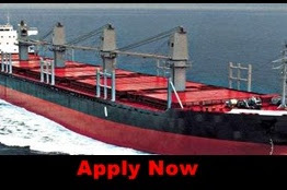 Able body seaman for cargo vessel
