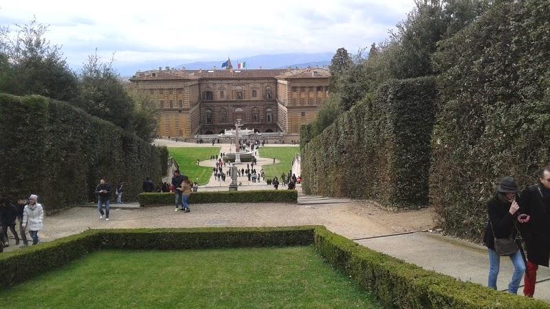 de Tuinen van Boboli in Florence
