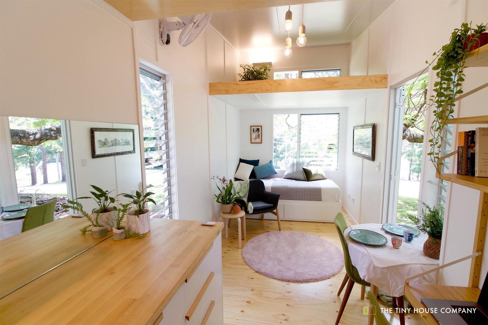 Tiny House Town The Pod C From The Tiny House Company
