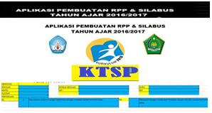 Download Aplikasi Pembuatan RPP Dan Silabus SD K13 Otomatis Terbaru 2019