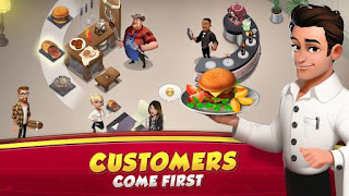 Download World Chef Apk Mod Instant Cooking V1.34.7 For Android Terbaru 3