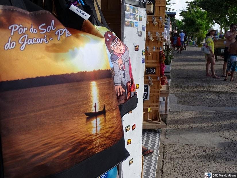 Pôr do Sol da Praia do Jacaré - Cabedelo - Paraíba