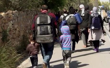 Στους 54.142 οι πρόσφυγες σε όλη τη χώρα - 10.000 στην Ειδομένη