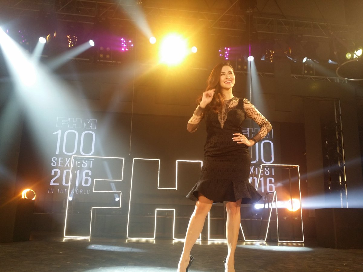 Marian Rivera FHM Victory Party 2016