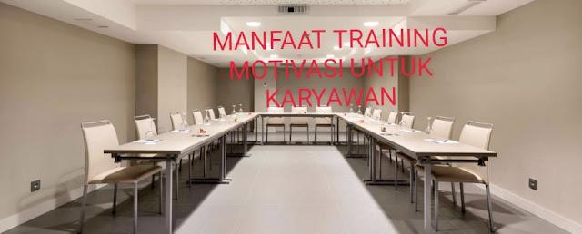 manfaat training motivasi untuk Karyawan