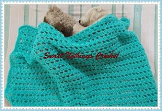 baby blanket, afghan