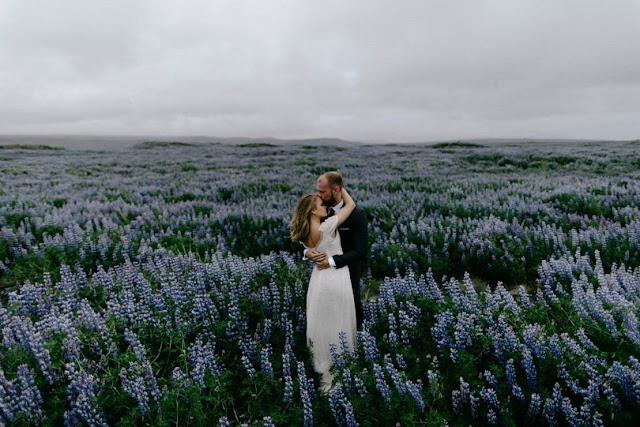 Szkocja - sesja ślubna