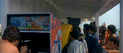 Killer Shark y Computer Space - Jaws