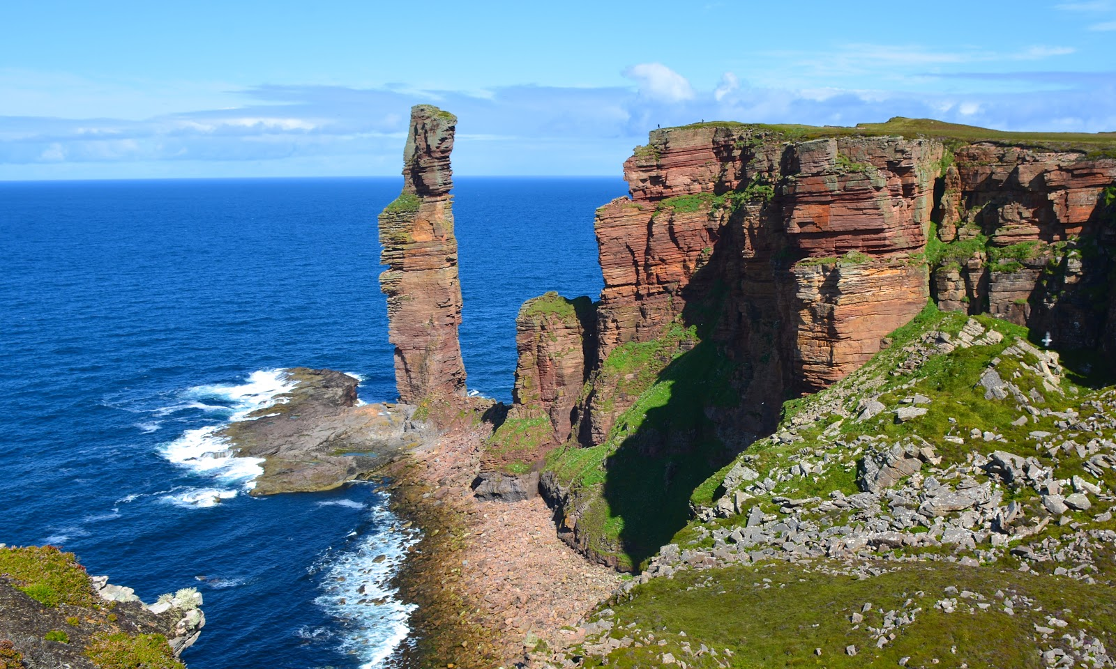 Old Man of Hoy, Orkneys, Scotland